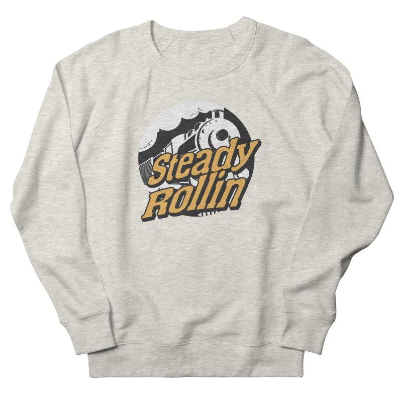 Steady Rollin - F.S.A. Collection (full steam ahead) Women's Sweatshirt by Steady Rollin Merch