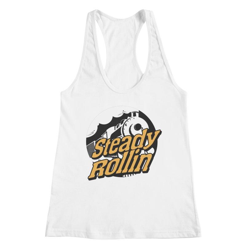 Steady Rollin - F.S.A. Collection (full steam ahead) Women's Tank by Steady Rollin Merch