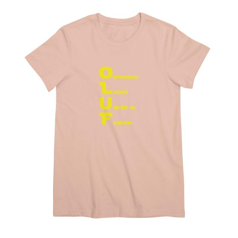 OLUF Star Wars Logo 1 Women's Premium T-Shirt by SteampunkEngineer's Shop