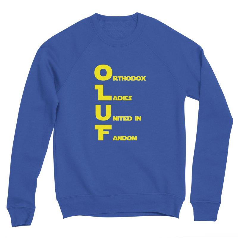 OLUF Star Wars Logo 1 Men's Sweatshirt by SteampunkEngineer's Shop