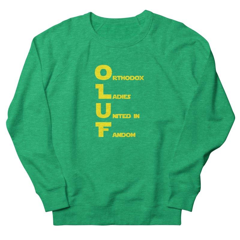 OLUF Star Wars Logo 1 Women's Sweatshirt by SteampunkEngineer's Shop