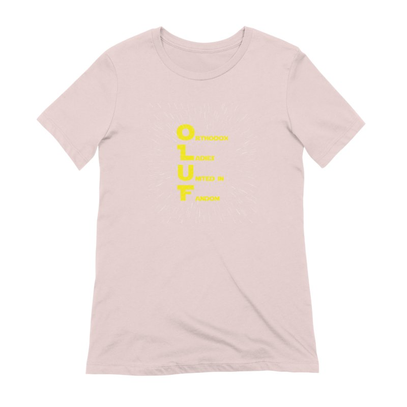 OLUF Star Wars Logo 2 Women's Extra Soft T-Shirt by SteampunkEngineer's Shop