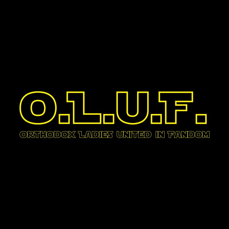 OLUF Star Wars Logo 3 Accessories Sticker by SteampunkEngineer's Shop