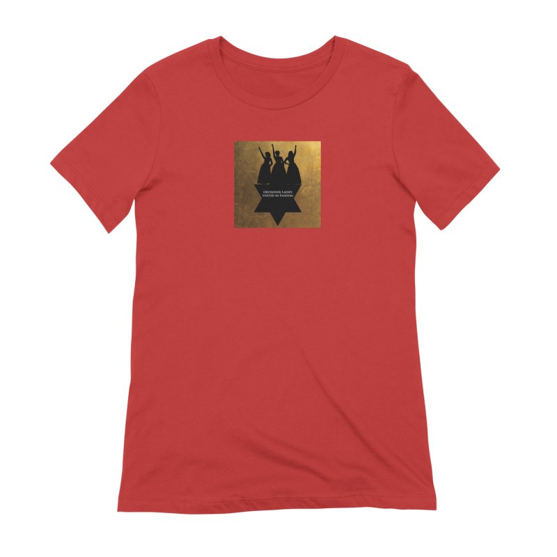 OLUF Hamilton Logo Women's Extra Soft T-Shirt by SteampunkEngineer's Shop
