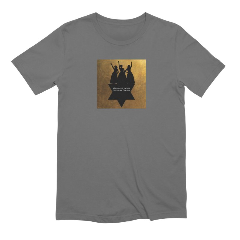 OLUF Hamilton Logo Men's T-Shirt by SteampunkEngineer's Shop