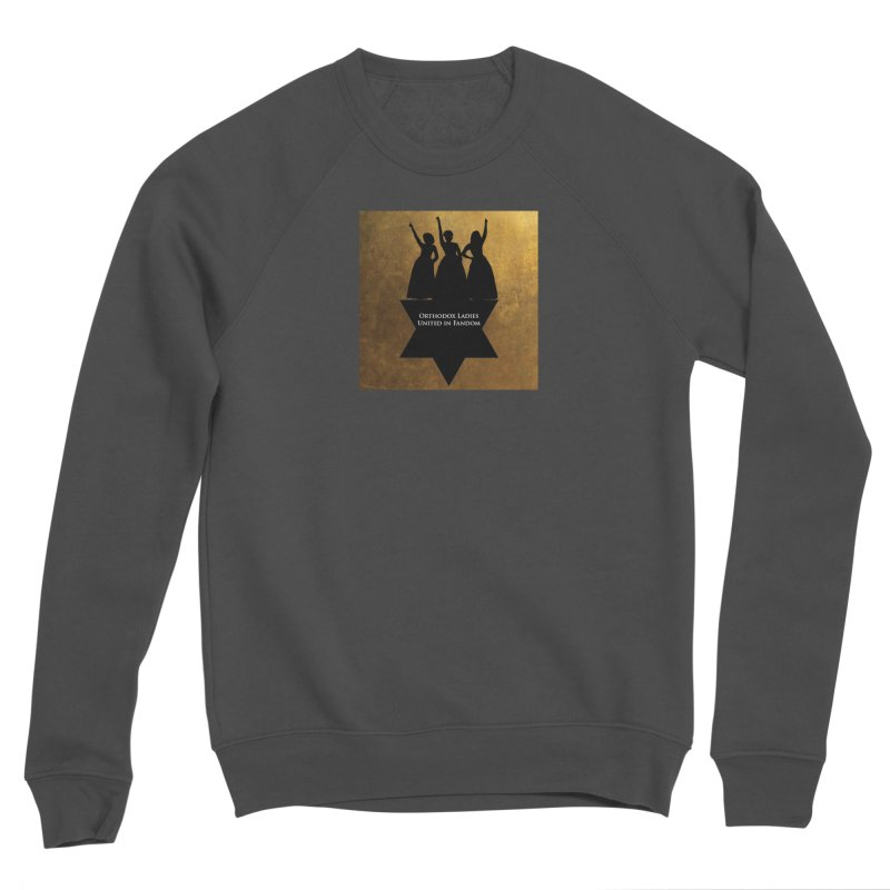 OLUF Hamilton Logo Men's Sponge Fleece Sweatshirt by SteampunkEngineer's Shop