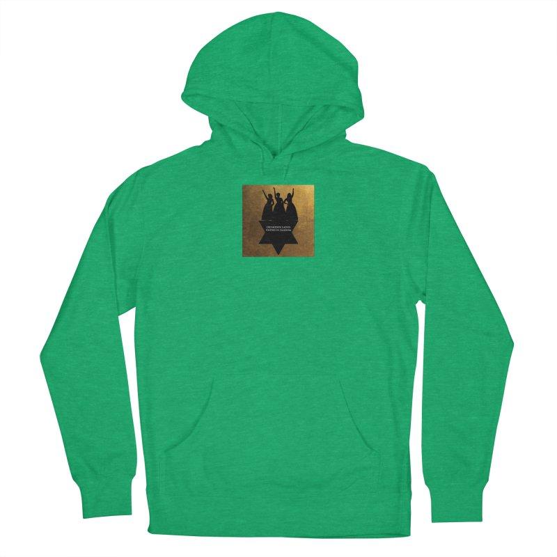 OLUF Hamilton Logo Men's Pullover Hoody by SteampunkEngineer's Shop