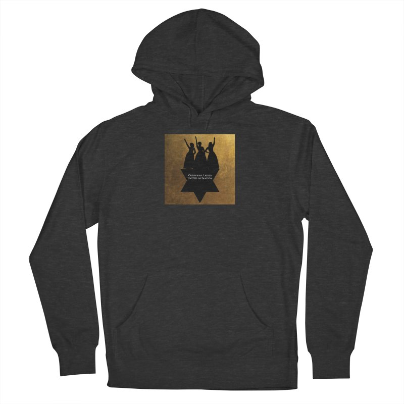 OLUF Hamilton Logo Men's French Terry Pullover Hoody by SteampunkEngineer's Shop