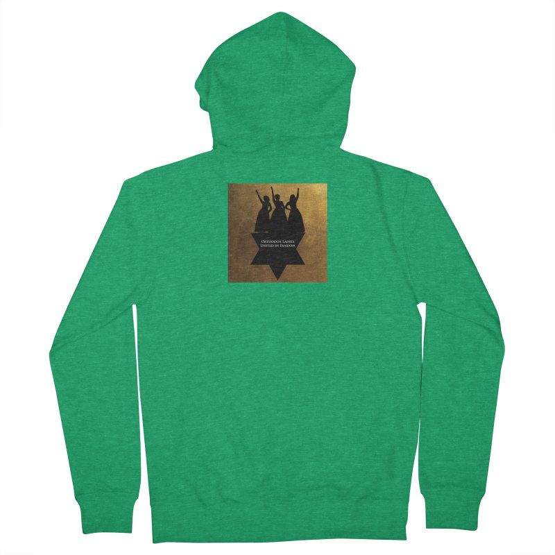 OLUF Hamilton Logo Men's Zip-Up Hoody by SteampunkEngineer's Shop