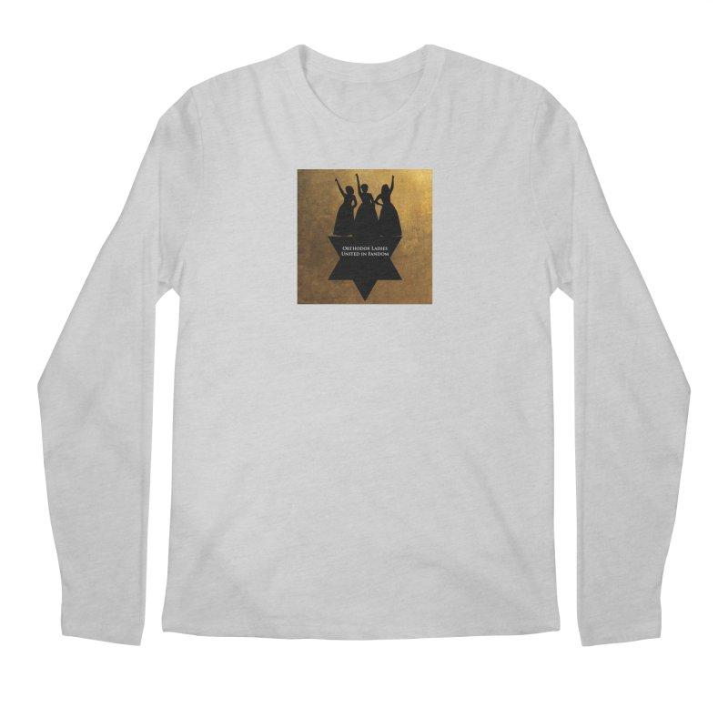 OLUF Hamilton Logo Men's Regular Longsleeve T-Shirt by SteampunkEngineer's Shop