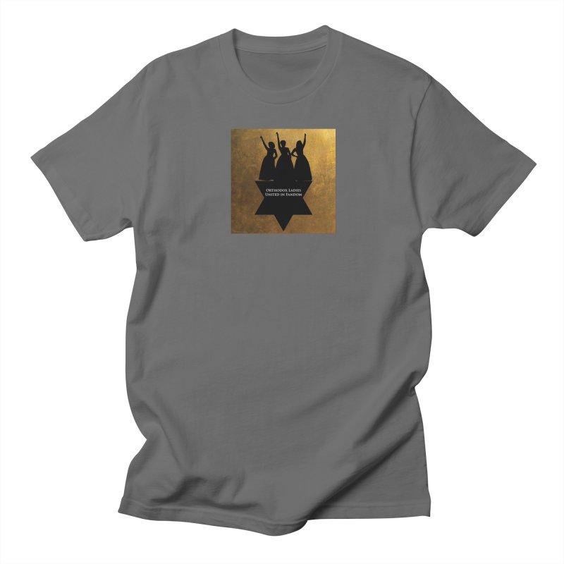 OLUF Hamilton Logo Women's Regular Unisex T-Shirt by SteampunkEngineer's Shop