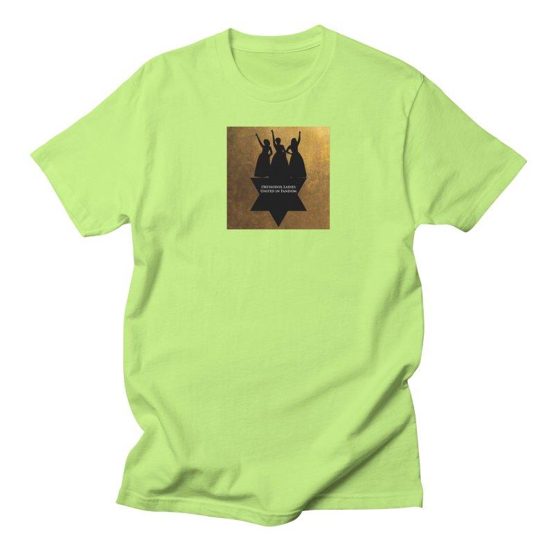OLUF Hamilton Logo Men's Regular T-Shirt by SteampunkEngineer's Shop