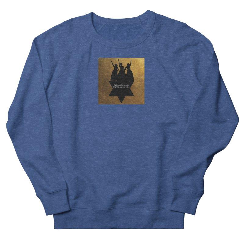 OLUF Hamilton Logo Men's Sweatshirt by SteampunkEngineer's Shop