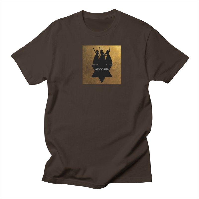 OLUF Hamilton Logo Men's T-Shirt by SteampunkEngineer's Shop