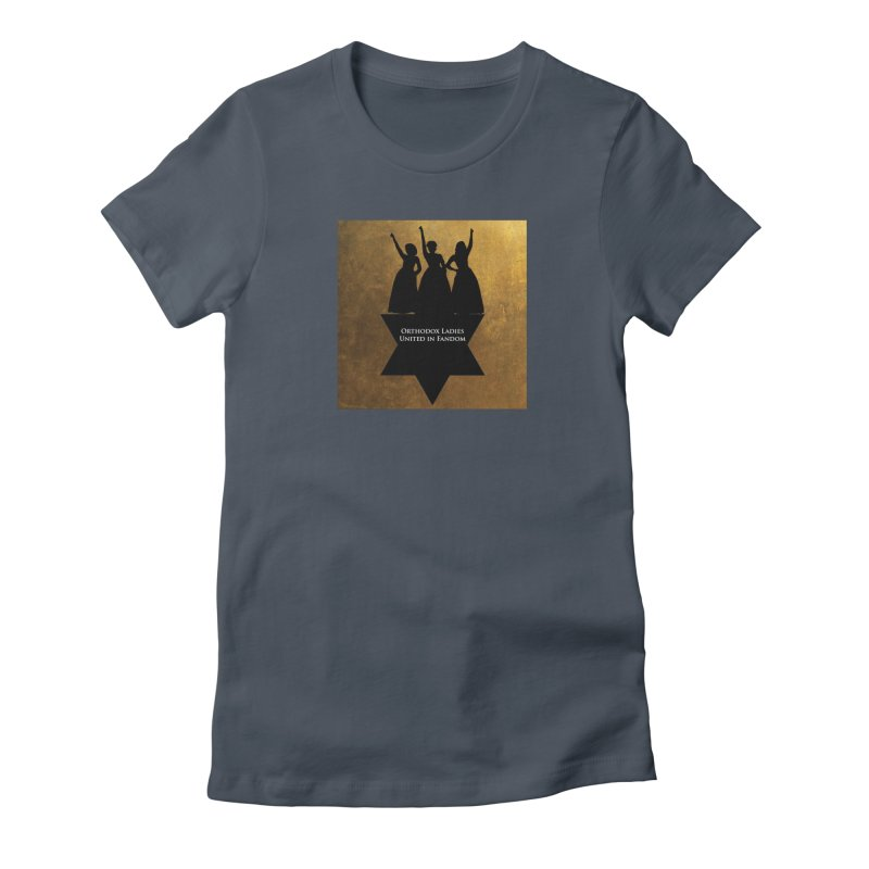 OLUF Hamilton Logo Women's T-Shirt by SteampunkEngineer's Shop