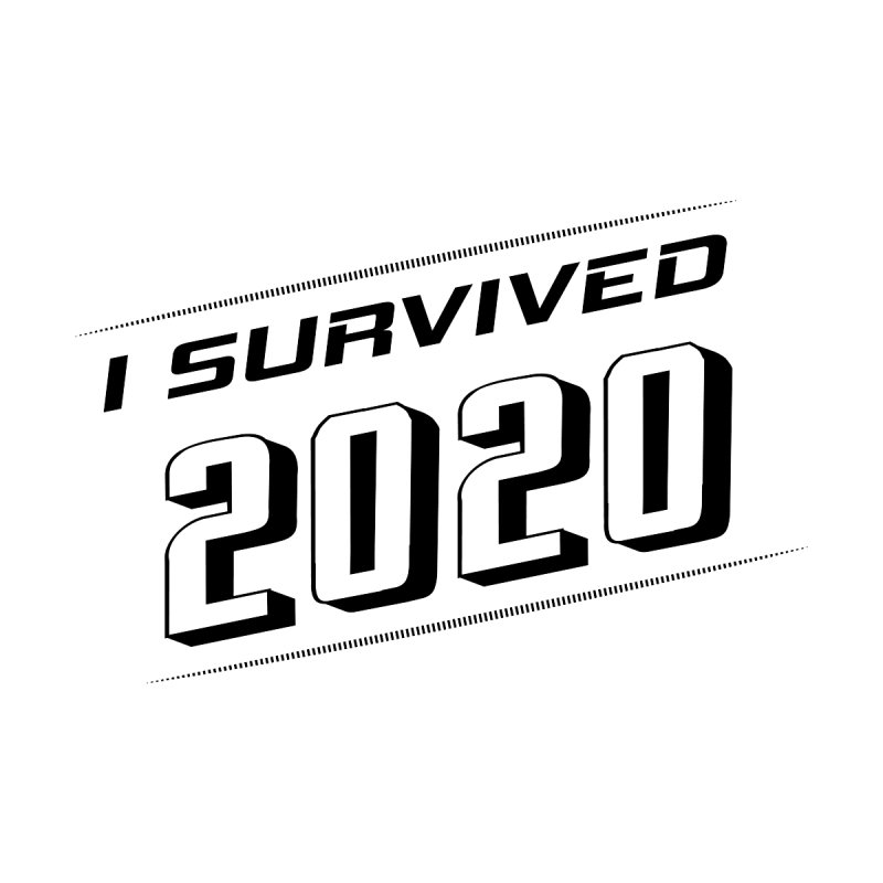 I survived 2020 - Black Accessories Notebook by SteampunkEngineer's Shop