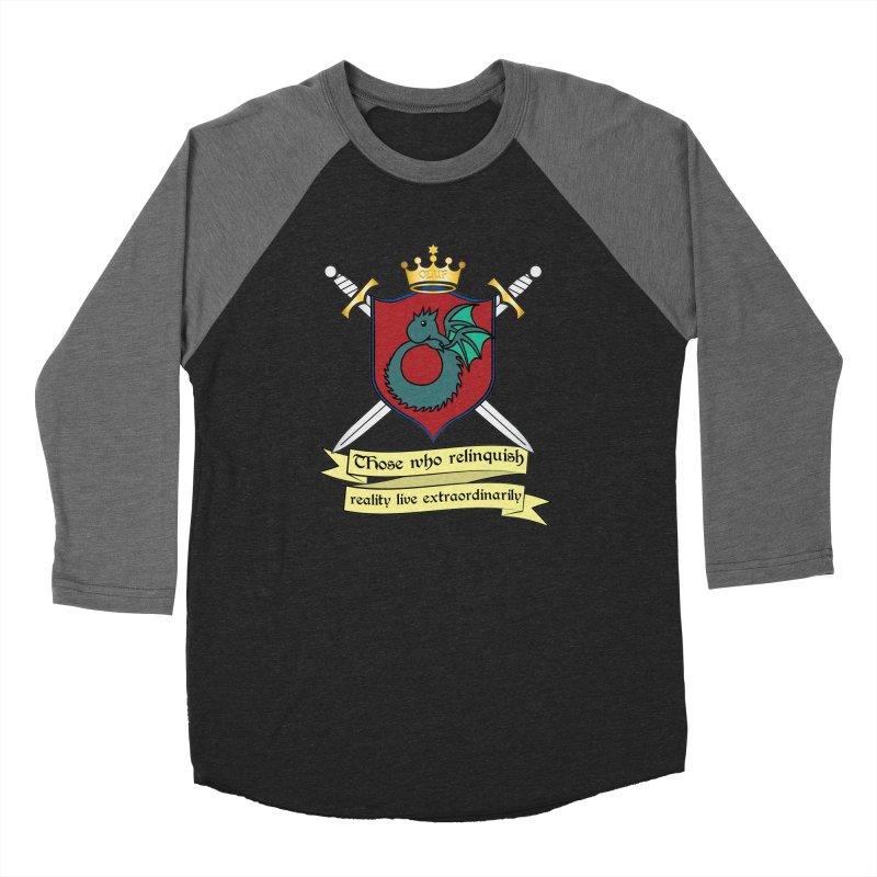 OLUF Coat of Arms / English Men's Longsleeve T-Shirt by SteampunkEngineer's Shop