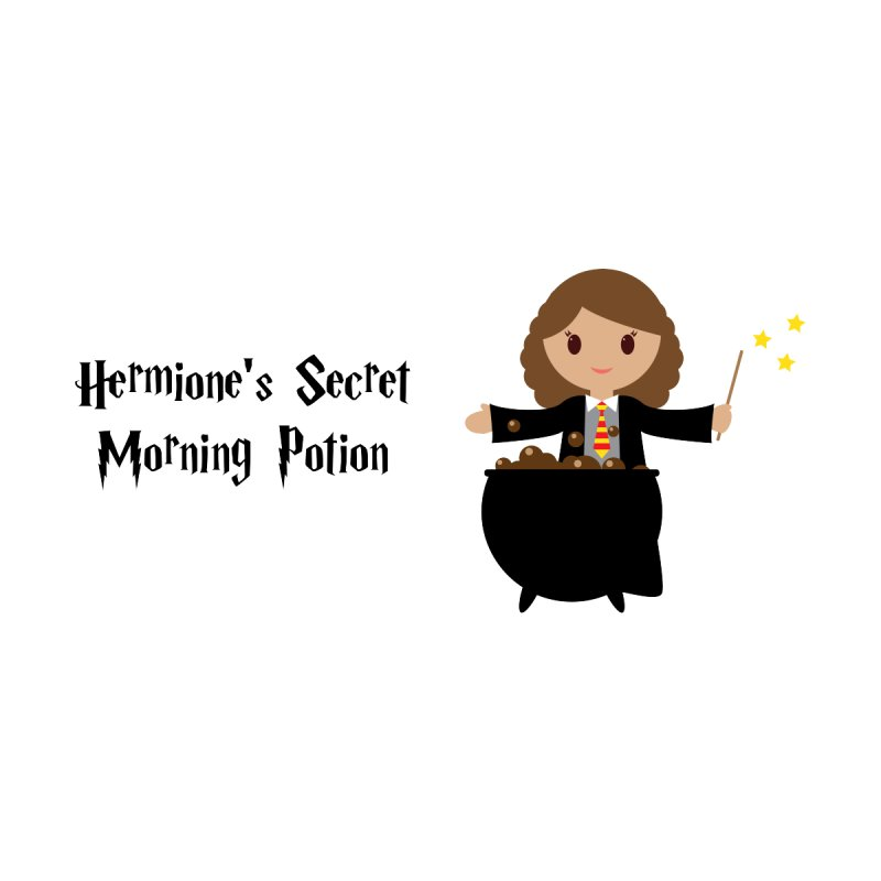 Hermoine's Secret Morning Potion by SteampunkEngineer's Shop