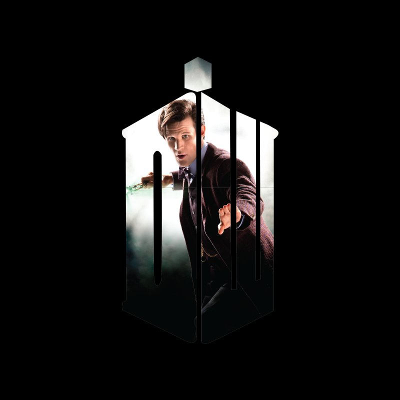Doctor Who Logo - 11th Doctor by SteampunkEngineer's Shop