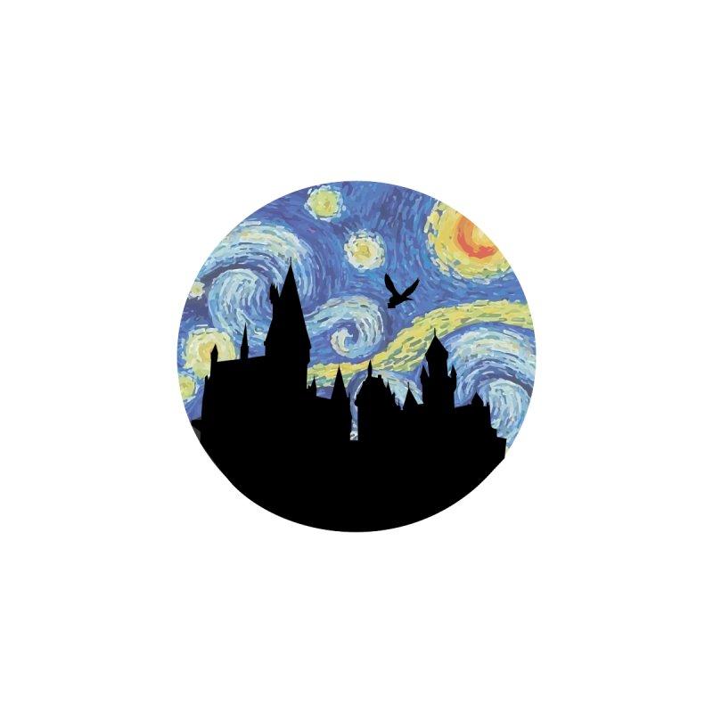 Hogwarts Starry Night by SteampunkEngineer's Shop