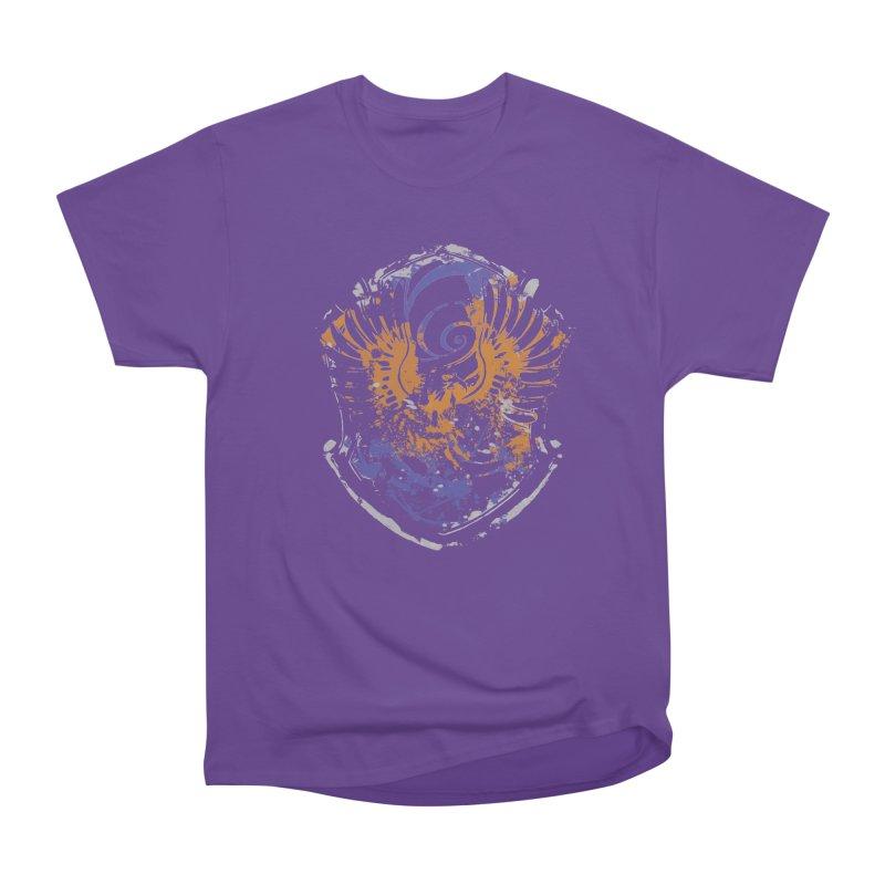Ravenclaw Crest Men's Heavyweight T-Shirt by SteampunkEngineer's Shop