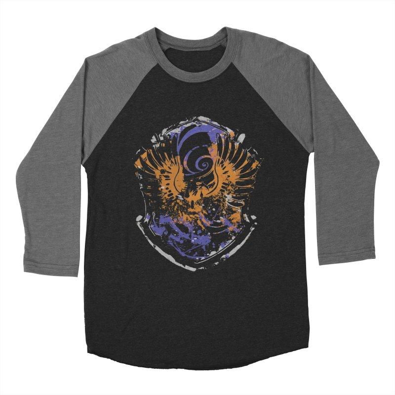 Ravenclaw Crest Men's Baseball Triblend Longsleeve T-Shirt by SteampunkEngineer's Shop