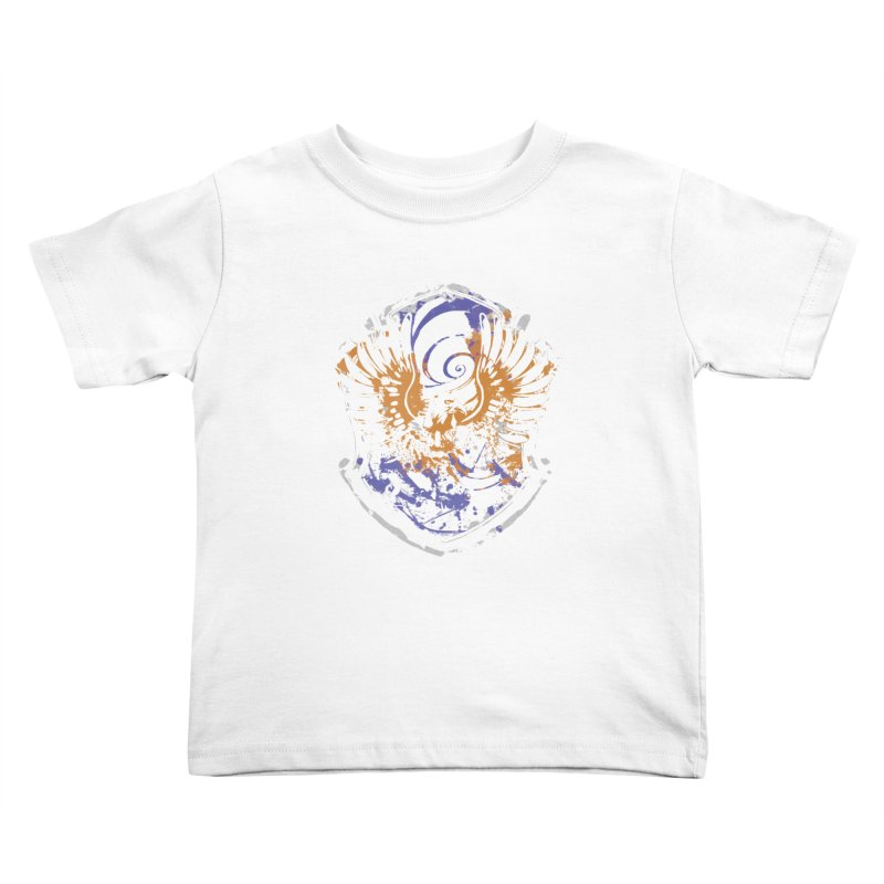 Ravenclaw Crest Kids Toddler T-Shirt by SteampunkEngineer's Shop