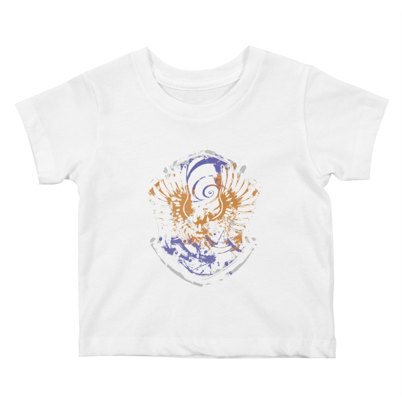 Ravenclaw Crest Kids Baby T-Shirt by SteampunkEngineer's Shop