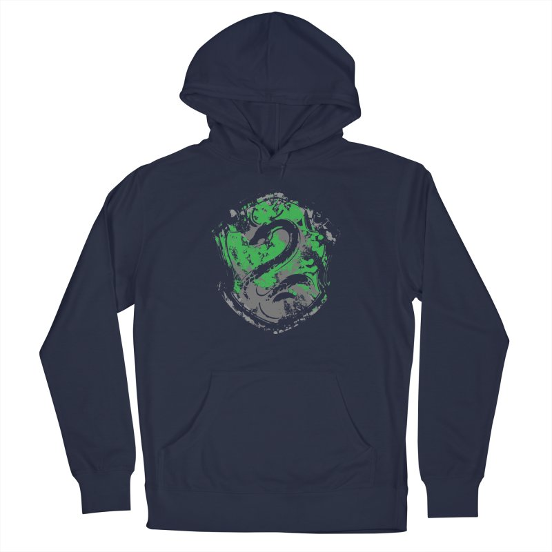 Slytherin's Crest Men's Pullover Hoody by SteampunkEngineer's Shop