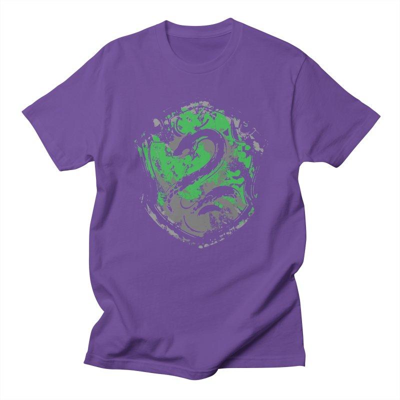 Slytherin's Crest Men's Regular T-Shirt by SteampunkEngineer's Shop