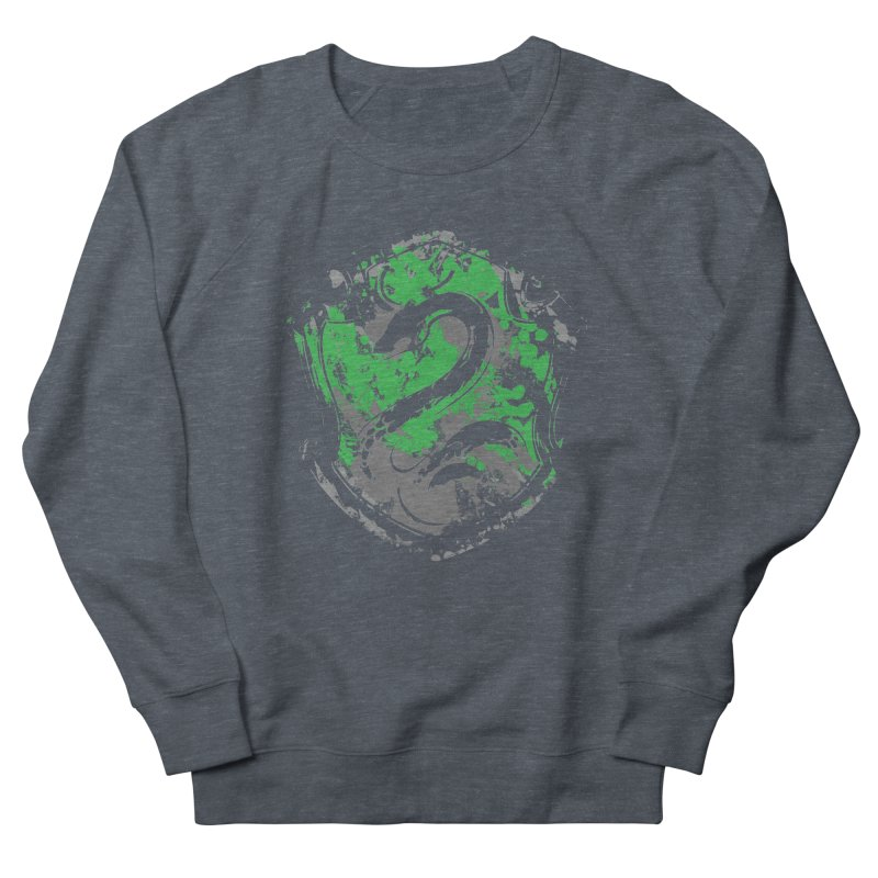 Slytherin's Crest Men's Sweatshirt by SteampunkEngineer's Shop