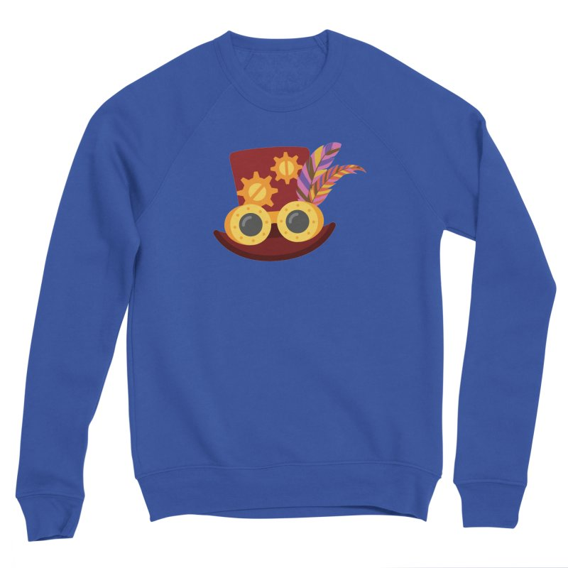 Steampunk Engineer Logo Men's Sweatshirt by SteampunkEngineer's Shop