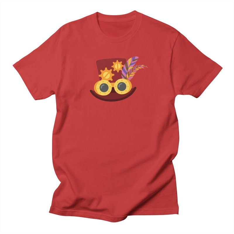 Steampunk Engineer Logo Men's T-Shirt by SteampunkEngineer's Shop