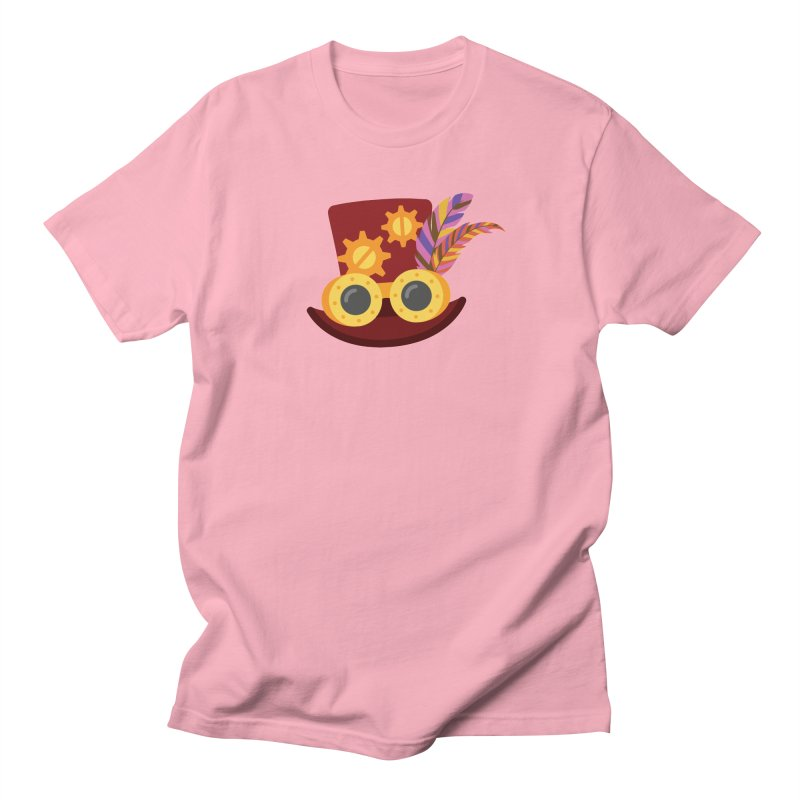Steampunk Engineer Logo Women's Regular Unisex T-Shirt by SteampunkEngineer's Shop