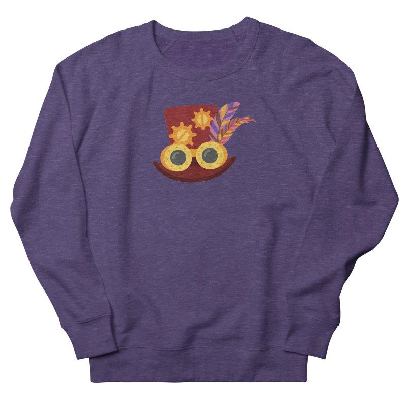 Steampunk Engineer Logo Women's French Terry Sweatshirt by SteampunkEngineer's Shop