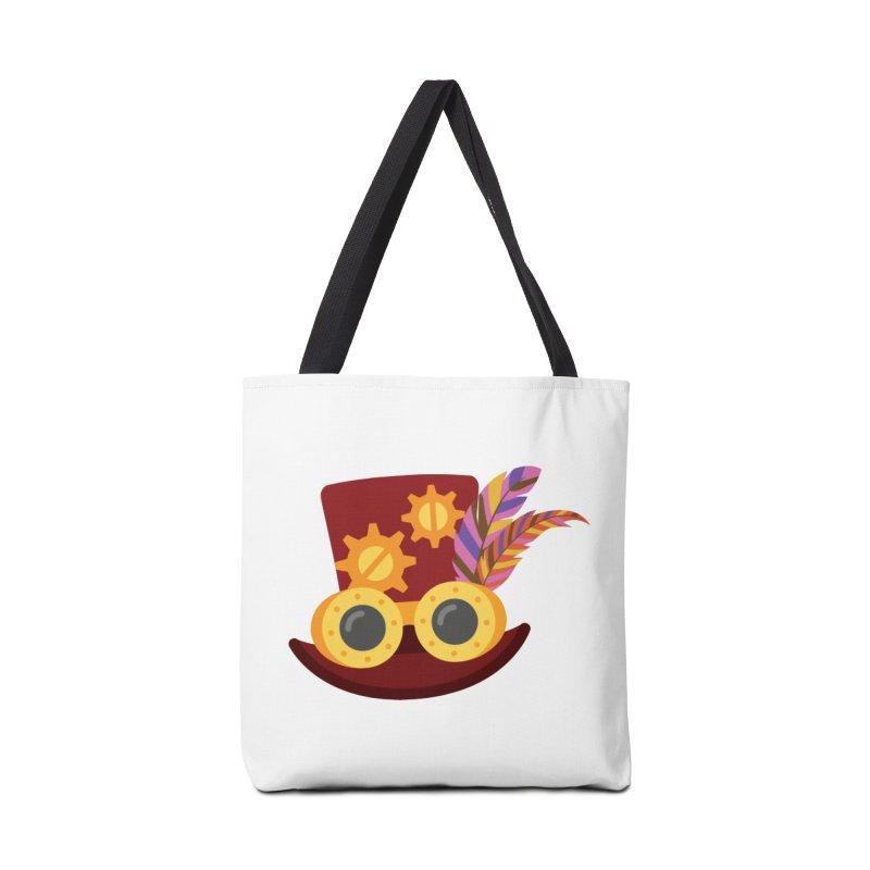 Steampunk Engineer Logo Accessories Tote Bag Bag by SteampunkEngineer's Shop