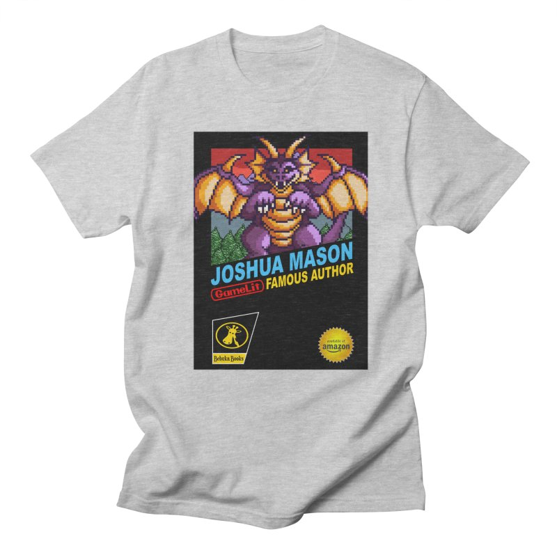 Joshua Mason, Famous Author Women's Regular Unisex T-Shirt by steamwhistlealley's Artist Shop