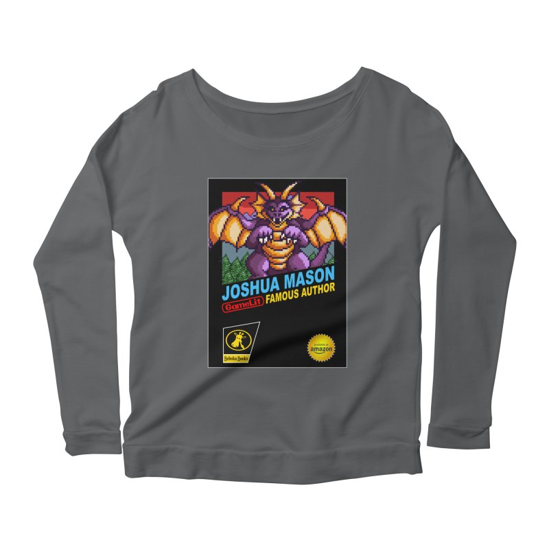 Joshua Mason, Famous Author Women's Longsleeve T-Shirt by steamwhistlealley's Artist Shop