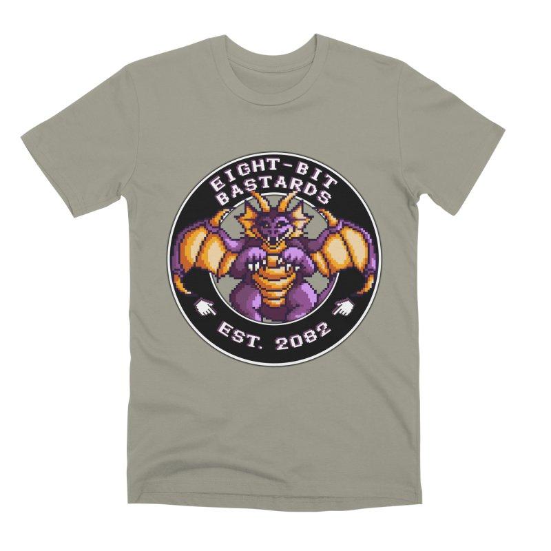 Eight-Bit Bastards Men's T-Shirt by steamwhistlealley's Artist Shop