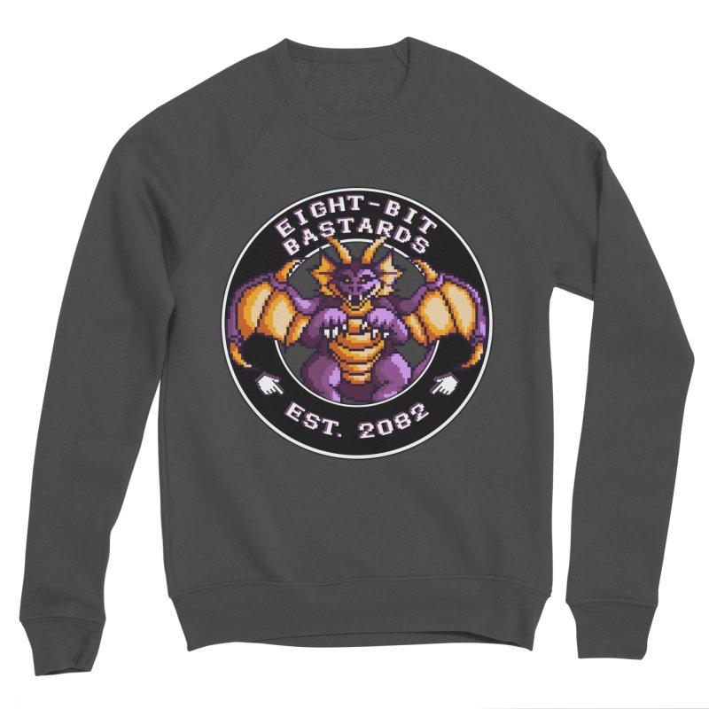 Eight-Bit Bastards Men's Sponge Fleece Sweatshirt by steamwhistlealley's Artist Shop
