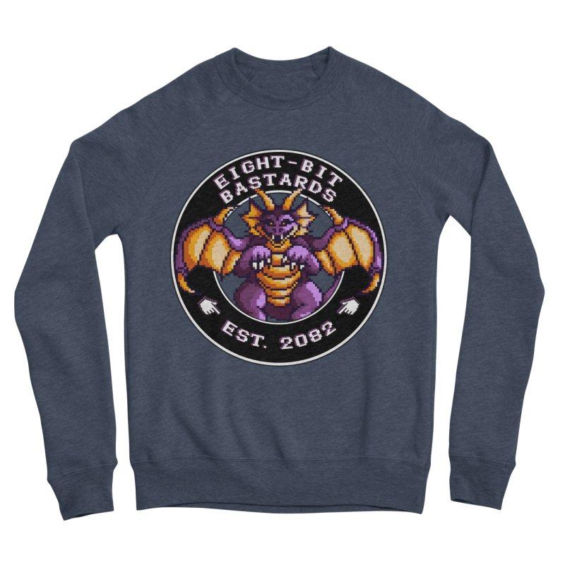 Eight-Bit Bastards Women's Sponge Fleece Sweatshirt by steamwhistlealley's Artist Shop