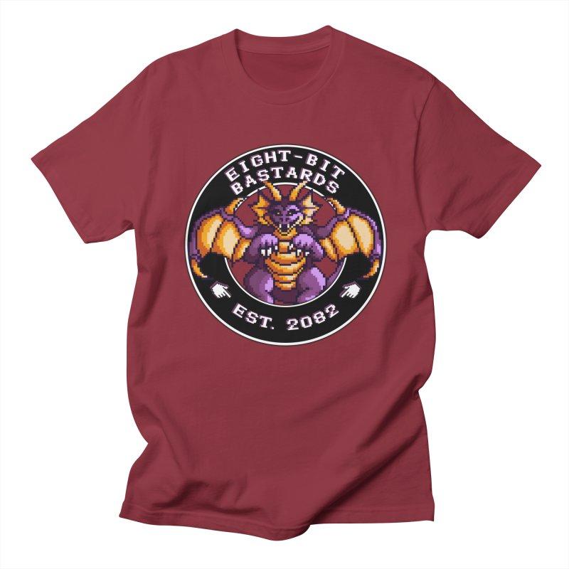 Eight-Bit Bastards Women's Regular Unisex T-Shirt by steamwhistlealley's Artist Shop