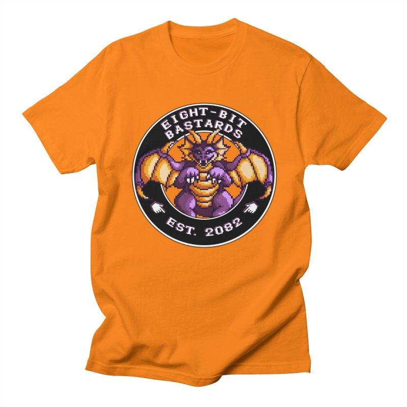 Eight-Bit Bastards Men's Regular T-Shirt by steamwhistlealley's Artist Shop