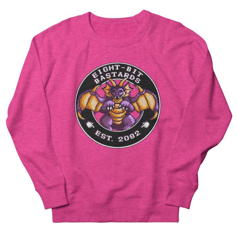 Eight-Bit Bastards Women's French Terry Sweatshirt by steamwhistlealley's Artist Shop