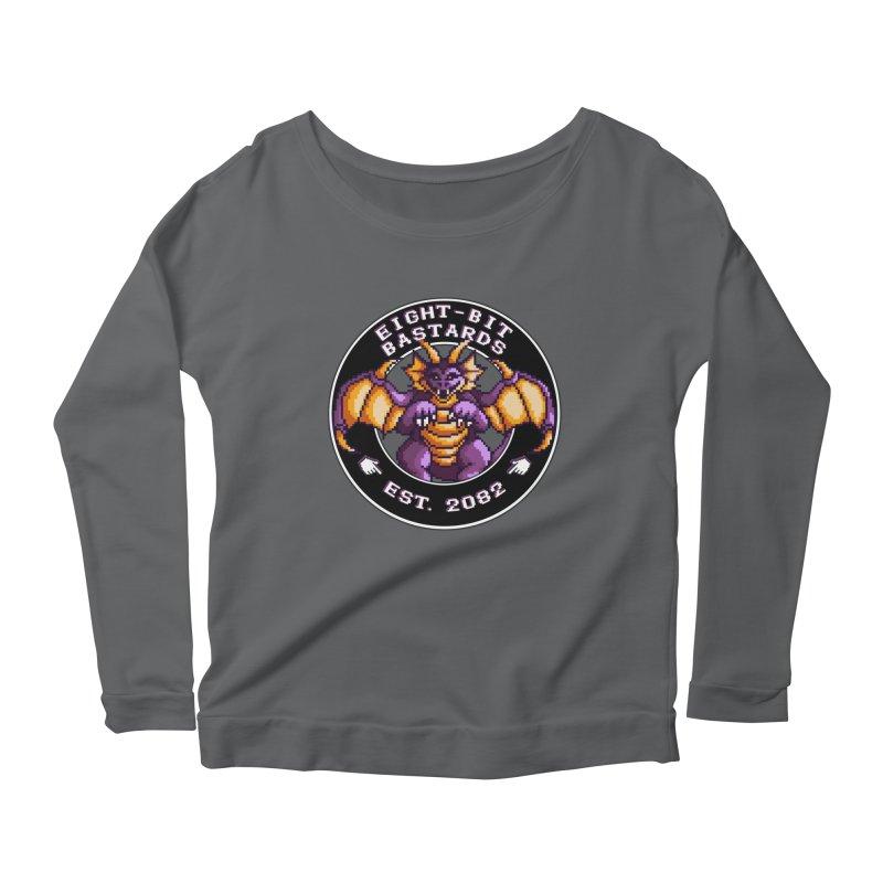 Eight-Bit Bastards Women's Longsleeve T-Shirt by steamwhistlealley's Artist Shop