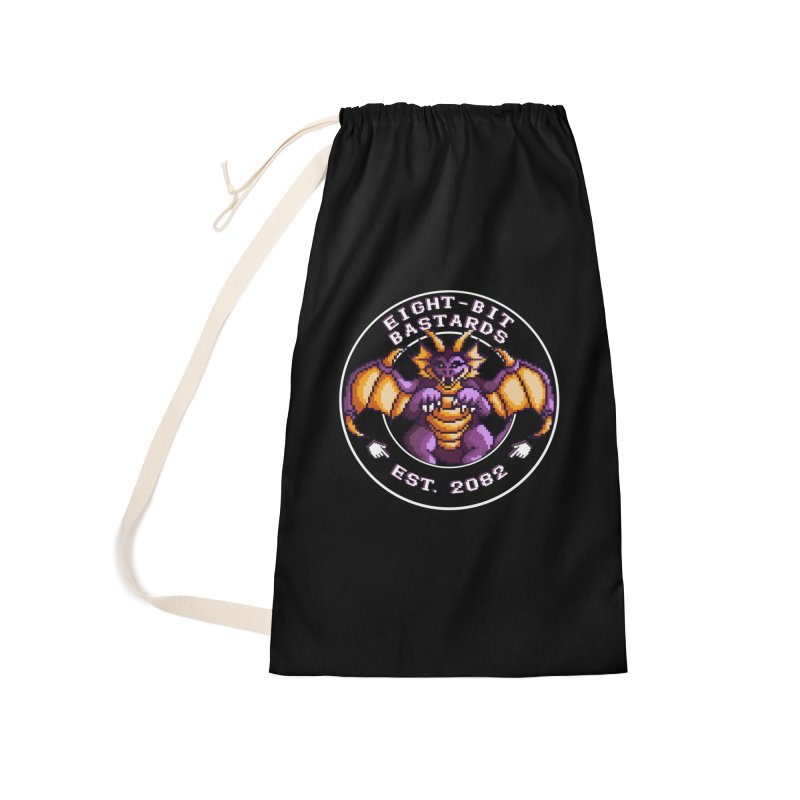 Eight-Bit Bastards Accessories Bag by steamwhistlealley's Artist Shop