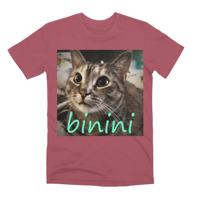 Binini Men's Premium T-Shirt by steamwhistlealley's Artist Shop