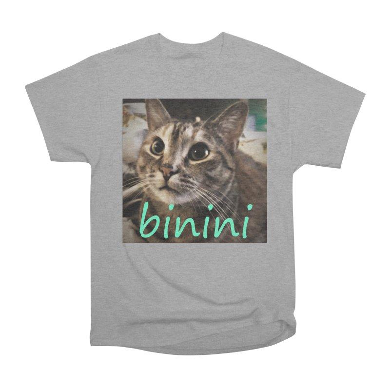 Binini Men's Heavyweight T-Shirt by steamwhistlealley's Artist Shop