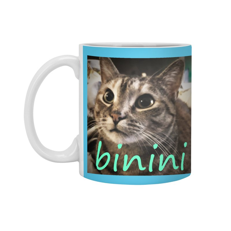Binini Accessories Standard Mug by steamwhistlealley's Artist Shop