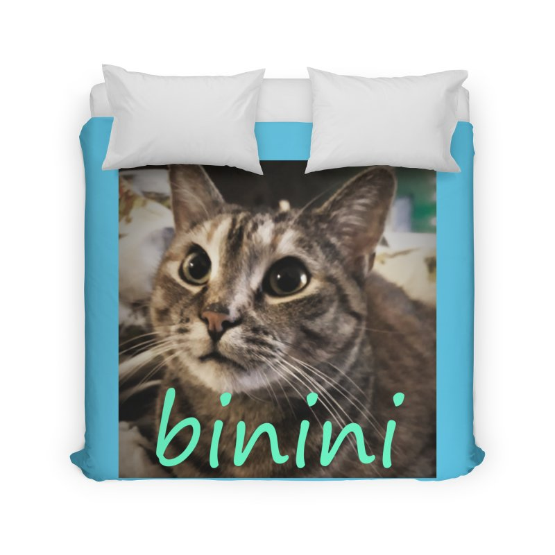 Binini Home Duvet by steamwhistlealley's Artist Shop